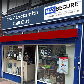 Locksmith store in Abbey Wood